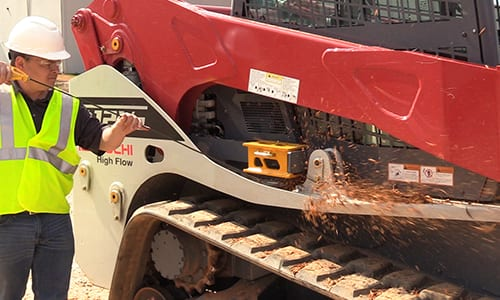 Protect Your Compact Track Loader