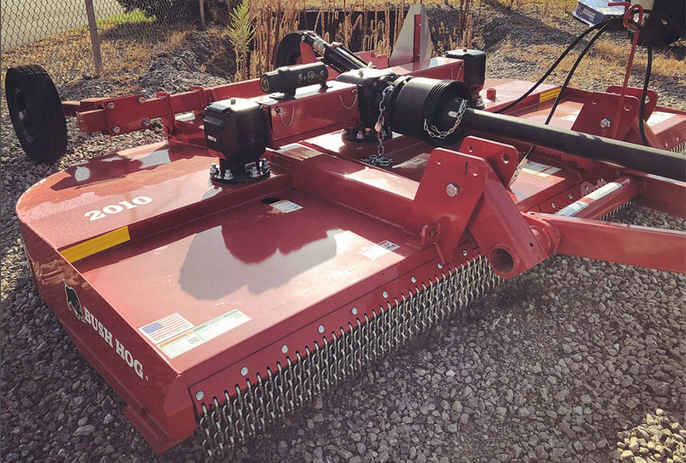 Multi-Spindle Rotary Bush Hog Cutters for Sale in Nashville : Parman