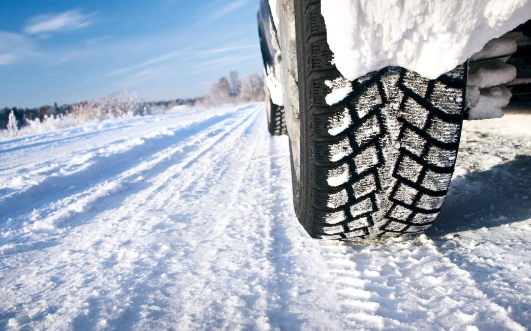 Tips for Truck Driving in Cold Weather Conditions