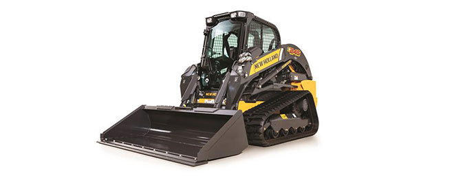 New Holland Construction Introduces C245 – Most Powerful Compact Track Loader